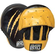 Cleto Reyes Tiger Punch Guantes-Negro/Amarillo