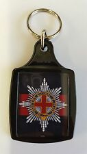 Acrylic Military Key Ring Coldstream Guards  Mk2