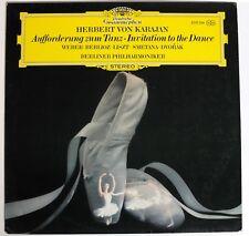 Aufforderung zum Tanz, Berliner Philharmoniker,  von Karajan [DGG 2530 244}