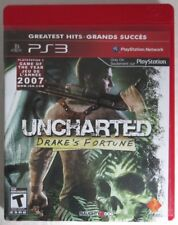 PS3 UNCHARTED DRAKE'S FORTUNE GAME -   PRE-OWNED                 (INV13398)