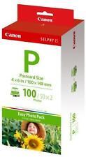 Canon Easy Photo Pack E-P 100 1335 B001 Printer Paper