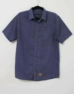 O'NEILL Regular Fit Short Sleeve Cotton Shirt - Size M