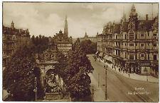 RPhC, Berlin Gate in Szczecin/Stettin, Poland/Germany, 1918