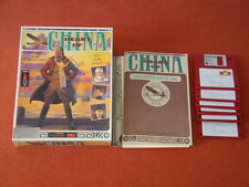HEART OF CHINA / CASTELLANO / BIG BOX - COMPLETO / IBM PC 3'5  ***  502