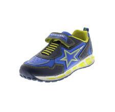 Scarpe sneakers Geox gialle per bambini dai 2 ai 16 anni
