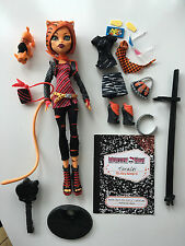 Monster High Toralei First 1st Wave With Extra Fashion Doll