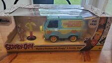Jada Toys Scooby-Doo Mystery Machine 1:24 Scale Diecast Vehicle