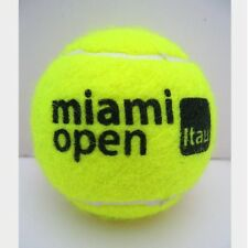 MIAMI OPEN Itau Official Tournament Tennis Ball Penn Championship USTA ITF