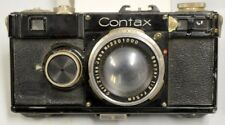 Zeiss ikon Contax Tessar, Sonnar 1:2 f=5cm - Used parts unit.