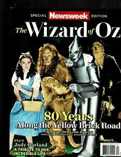 The Wizard Of Oz Newsweek Magazine 2019 ~ Judy Garland ~ Special Ed.