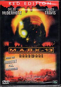 M.A.R.K. 13 , Hardware , 100% uncut , new and sealed , Iggy Pop , Motörhead