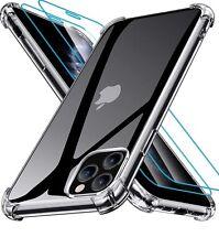 ( BULK BUY)Joygurd iPhone 11pro Case ( 2x Tempered Glass Screen Protectors)60off
