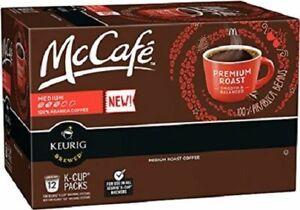 McCafe Premium Roast Coffee Keurig K Cup