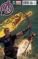 Avengers #5 (NM)`13 Hickman/ Kubert (VARIANT)