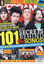 ALL TIME LOW / ALTER BRIDGE / DAVE GROHLKerrangno.14773Aug2013