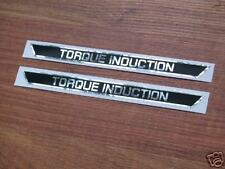 1973 Yamaha RD350 - TORQUE INDUCTION decals