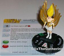 GOLDEN GLIDER #025 The Flash DC HeroClix