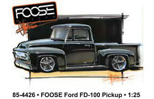 Revell 1/25 1956 Ford FD-100 FOOSE Pickup PLASTIC MODEL KIT 854426