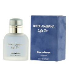 Dolce & Gabbana Light Blue Eau Intense Pour Homme Eau De Parfum EDP 50 ml (man)