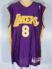 VTG KOBE BRYANT LOS ANGELES LA LAKERS CHAMPION JERSEY NBA BASKETBALL 52 XXL