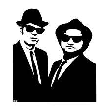 Blues Brothers vinyl Decal / Sticker