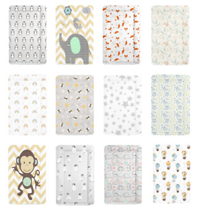 Callowesse Large Baby Changing Mat - Soft, Padded, Waterproof, Wipe Clean