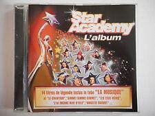 STAR ACADEMY L'ALBUM : LA MUSIQUE ( ANGELICA ) [ CD ALBUM ] --> PORT GRATUIT