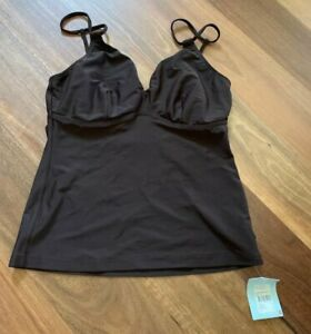 SEAFOLLY SINGLET SIZE 14 D CUP BNWT RRP$119.95