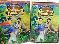 Walt Disney The Jungle Book 2 Special Edition 2008 72 minutes