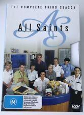 ALL SAINTS Complete Series Season 3 (All Region) Australian TV Drama (UK Seller)
