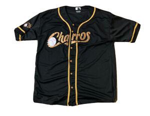 Charros De jalisco Mexican Baseball League Jersey Size XL