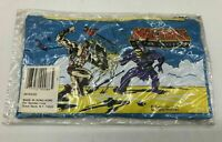 New Vintage 1983 Spindex Masters of the Unverse Pencil Pouch Sealed Collectible