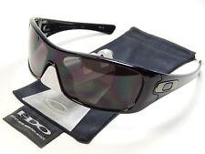 Oakley Antix Black Warm Grey Sonnenbrille Hijinx Monster Dog Pit Bull Batwolf XX
