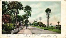 USA postcard Daytona, Beach Street (a905)