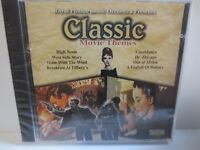 ROYAL PHILHARMONIC ORCHESTRA ~ CLASSIC MOVIE THEMES ~ 1997 ~ NEW CD