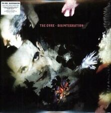 The Cure Disintegration 180g Vinyl LP Record Curecat001