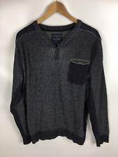 TOM TOMPSON Pullover, Shirt, blau, Größe XL, 100% Baumwolle