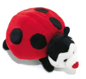 Peluche Coccinella 10014 Plush & Company ladybird coccinelle
