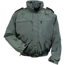 Niton Tactical Mission 5 Waterproof Jacket - Midnight Green