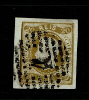 Portugal SC# 19, Used - S10033