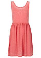 Shirtkleid Gr. 36/38 Rosa Damen-Kleid Mini Sommerkleid Freizeitkleid Neu
