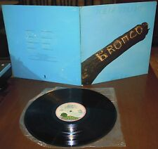 LP BRONCO Ace of sunlight (Island 71 UK)1st ps pink rim southern country prog EX