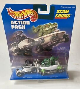 Hot Wheels Action Pack Scum Chums 21253