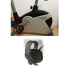 1 Pair Pedal Strap Universal Exercise Bike Bicycle Cycle Home Gym