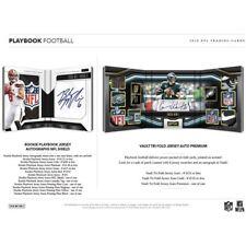 SAN FRANCISCO 49ERS 2018 PANINI PLAYBOOK FOOTBALL 4 BOX HALF CASE BREAK #1