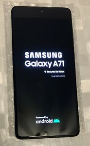 SAMSUNG GALAXY A71 - 128 Go. Comme Neuf. Live Démo