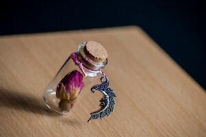 Love Token - Romantic, Luck, Affection, Roses, Rosebud, Charm, Talisman, Wicca