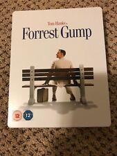 Forrest Gump Steelbook Bluray Limited Edition UK