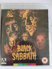 Black Sabath (Arrow)Blu Ray