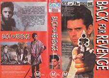 Action & Adventure G Rated PAL VHS Movies
